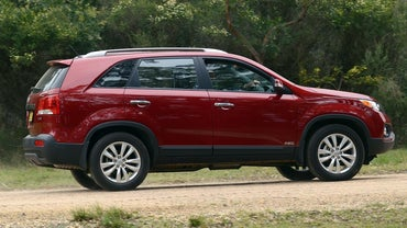 Does the Kia Sorento Have 4-Wheel Drive?