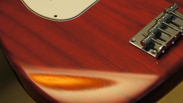 What Kind of Paint Should You Use on Your Guitar?