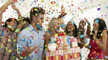 What Kind of Speech Should You Make on a 21st Birthday?