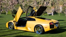 Can You Put Scissor Doors on a Ferrari?