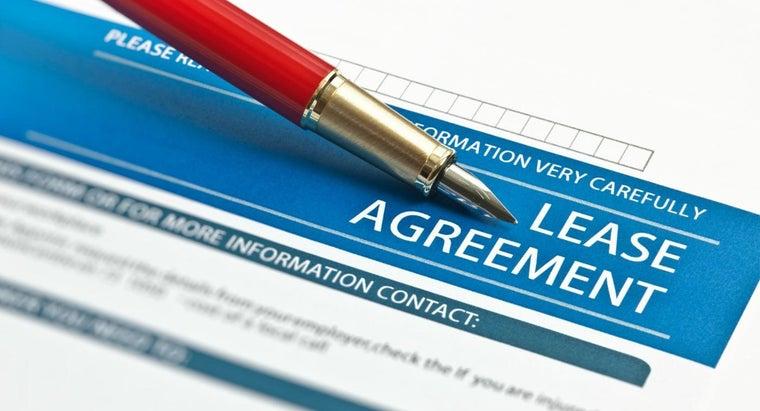 lease-addendum