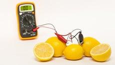 Does Lemon Juice Conduct Electricity?