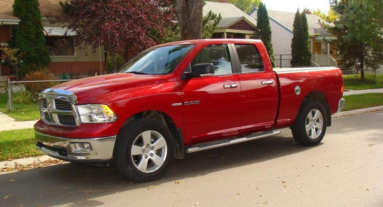 length-typical-dodge-ram