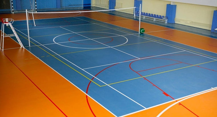 length-width-volleyball-court