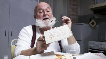 How Do You Get a Letter Postmarked From the North Pole?