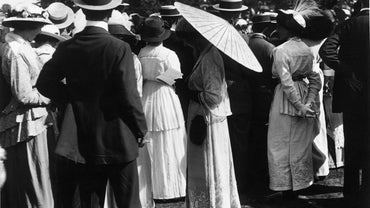 What Was Life Like in 1914 ?