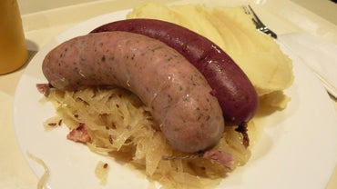 What Is Liverwurst Made Out Of?