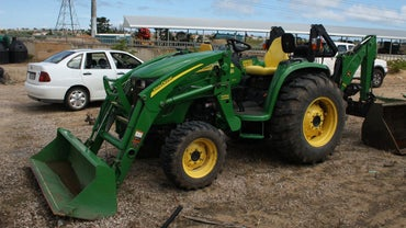 What Are the Loader Specs for a John Deere?