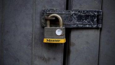 How Do You Locate a Master Lock Key Code?