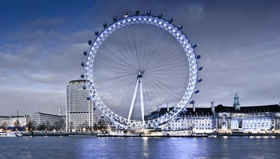 Why Was the London Eye Built?