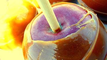 How Long Do Caramel Apples Stay Fresh?