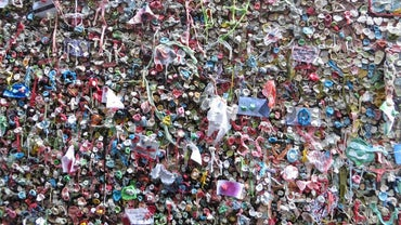 How Long Does It Take Chewing Gum to Decompose?