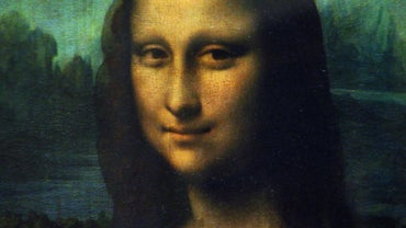 "How Long Did It Take to Paint the Lips on the ""Mona Lisa""?"