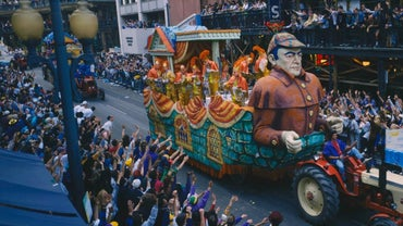 How Long Are the Mardi Gras Parades?