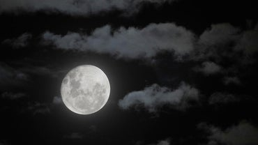 How Long Does It Take the Moon to Rotate on Its Axis?