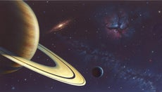 How Long Does It Take Saturn to Rotate on Its Axis?