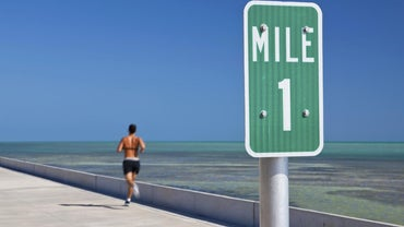 How Long Should It Take to Run One Mile?