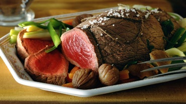 How Long and at What Temperature Do You Cook Roast Beef?