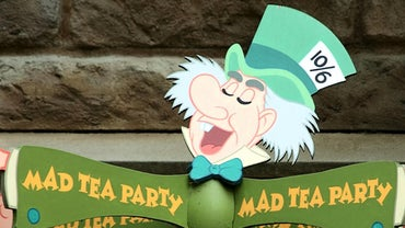 What Is the Mad Hatter's Personality Description?
