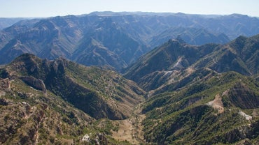 What Are the Major Landforms in Mexico?