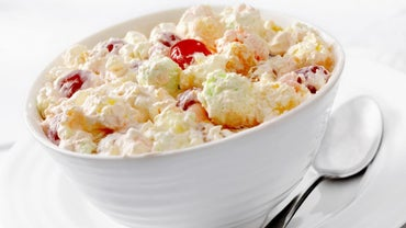 How Do You Make Ambrosia Salad Using Cool Whip?