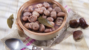 How Do You Make Boiled Chestnuts?