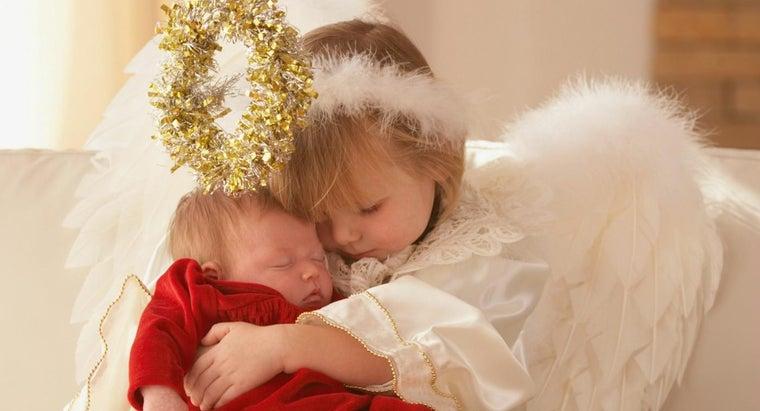 make-christmas-angel-costume