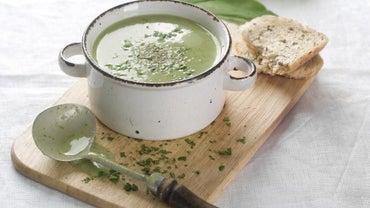 How Do You Make Cream of Celery Soup?