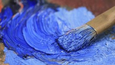 How Do I Make Dark Blue Paint?