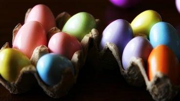 How Do You Make Easter Eggs?
