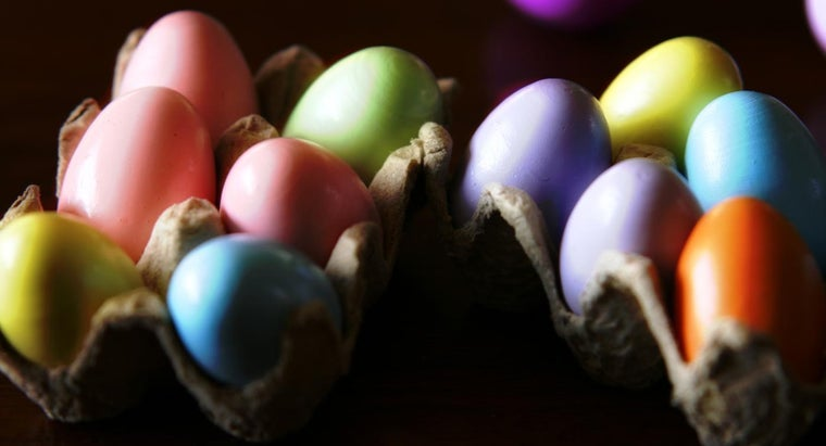 make-easter-eggs