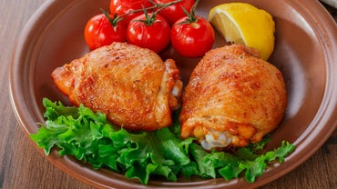 How Do You Make Easy Oven-Baked Chicken Thighs?