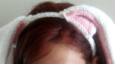 How Do You Make a Knitted Headband?