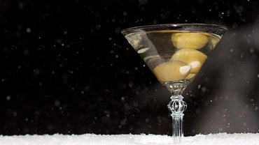 How Do You Make a Martini?