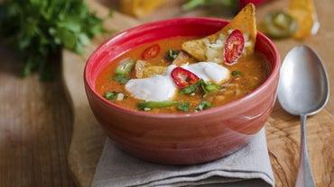 How Do You Make Mexican Chicken Tortilla Soup in a Crock-Pot?
