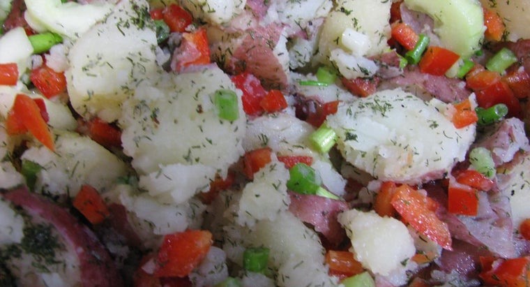 make-potato-salad