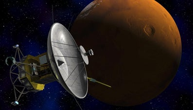 Have Any Man-Made Satellites Been Sent to Mars?