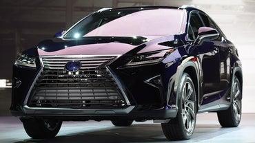 Who Manufactures Lexus Automobiles?