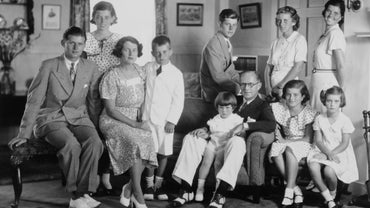 How Many Brothers and Sisters Did John F. Kennedy Have?