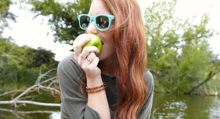many-calories-digest-apple