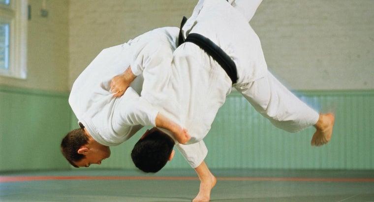 many-calories-judo-burn
