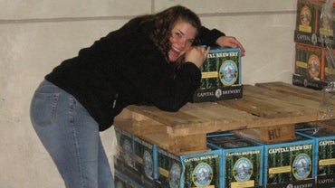 How Many Cases of Beer Are on a Pallet?