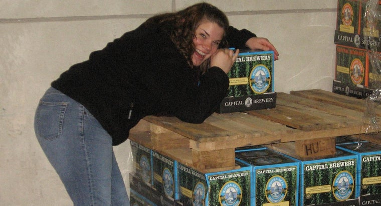 many-cases-beer-pallet