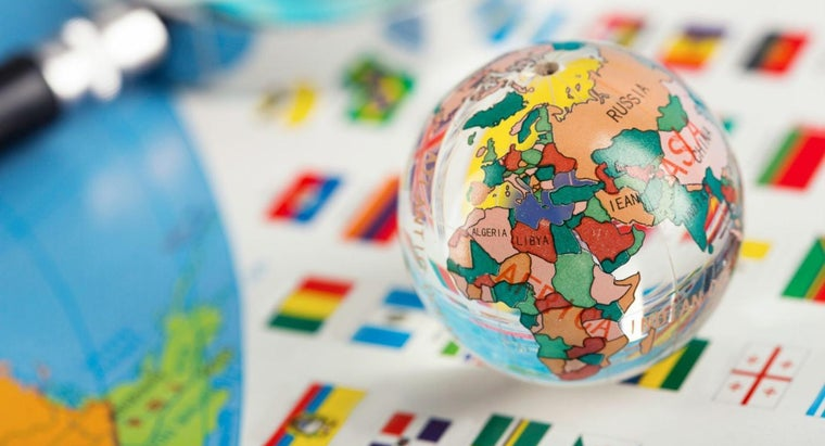 many-countries-world