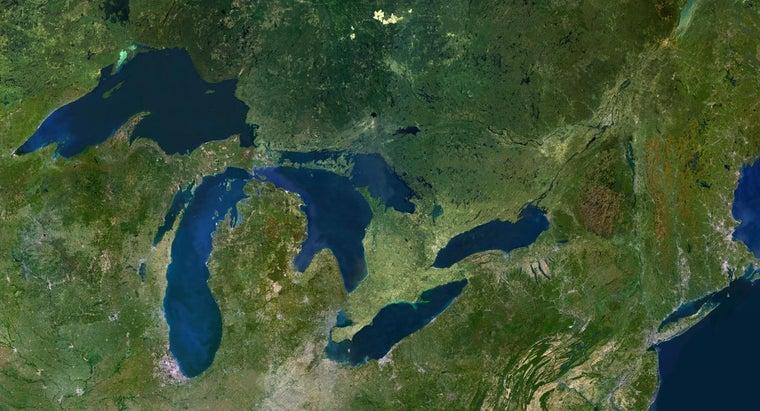 many-great-lakes