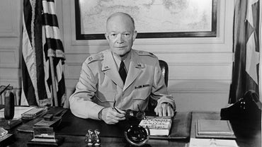 How Many Kids Did Dwight D. Eisenhower Have?