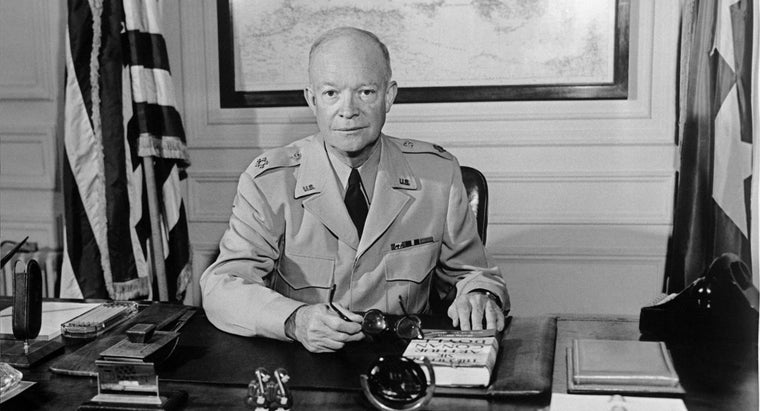 many-kids-did-dwight-d-eisenhower