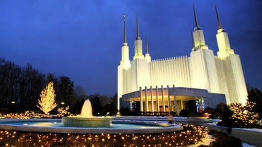 How Many LDS Temples Are There in the World?