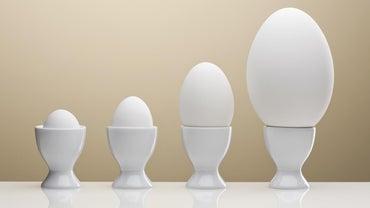 How Many Medium Eggs Equal One Large Egg?