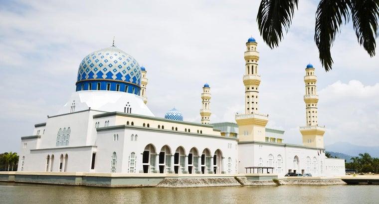 many-mosques-world